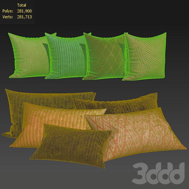 Decorative Pillow set 464