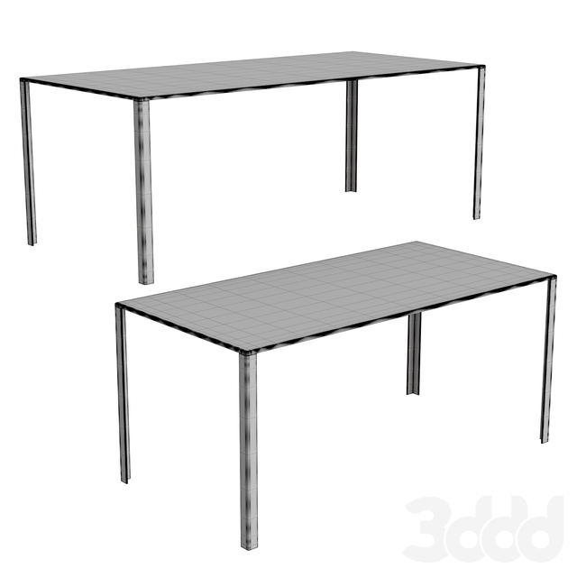 Lessless Table