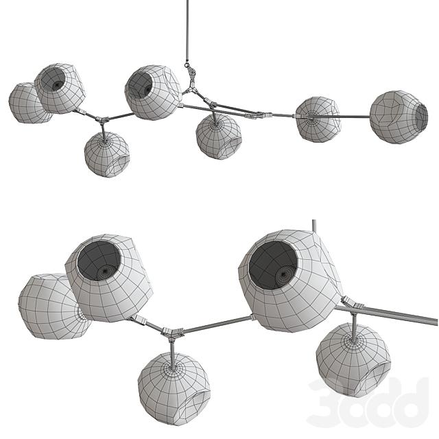 Branching Bubbles bb.07.45