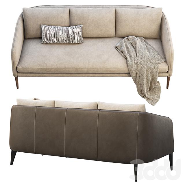 Rhys Bench Seat Sofas (2 options)