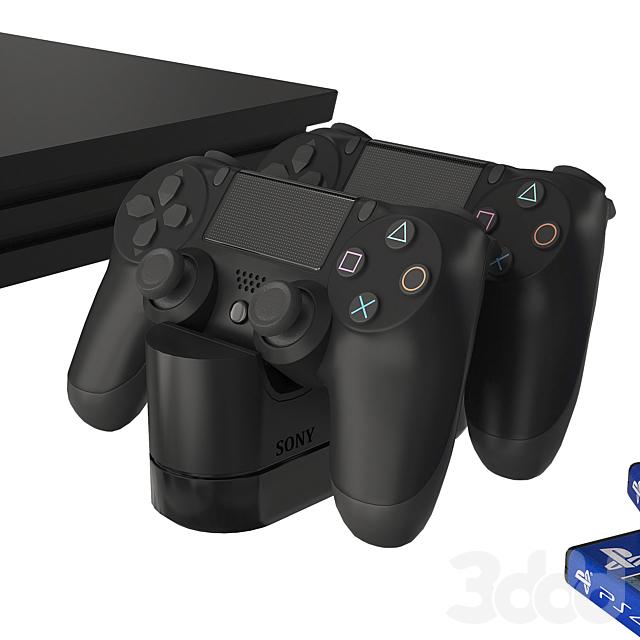 Sony TV system