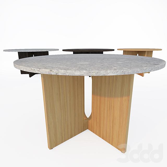 MENU_Androgyne Dining Table