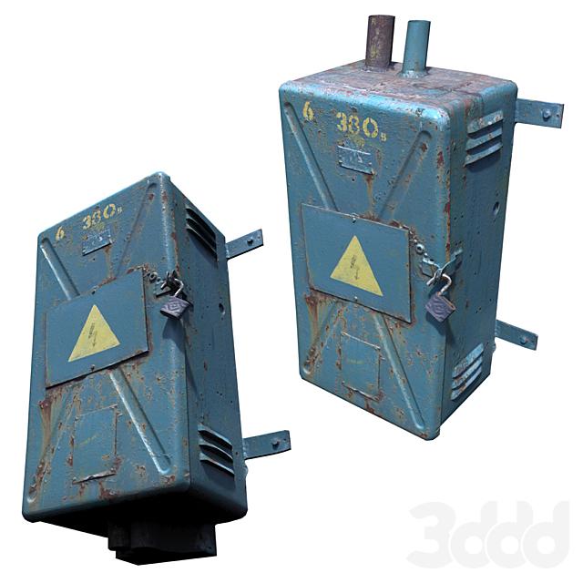 Электрический щиток 380