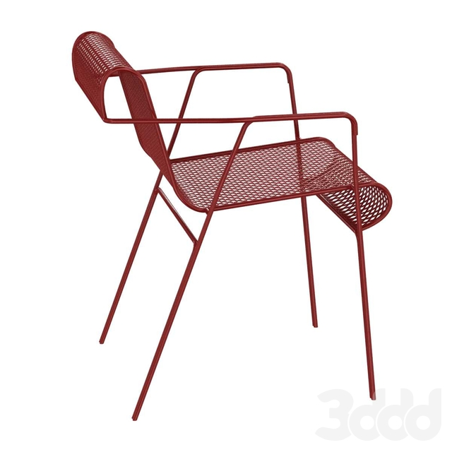 Calma TREBOL  Chair with armrests