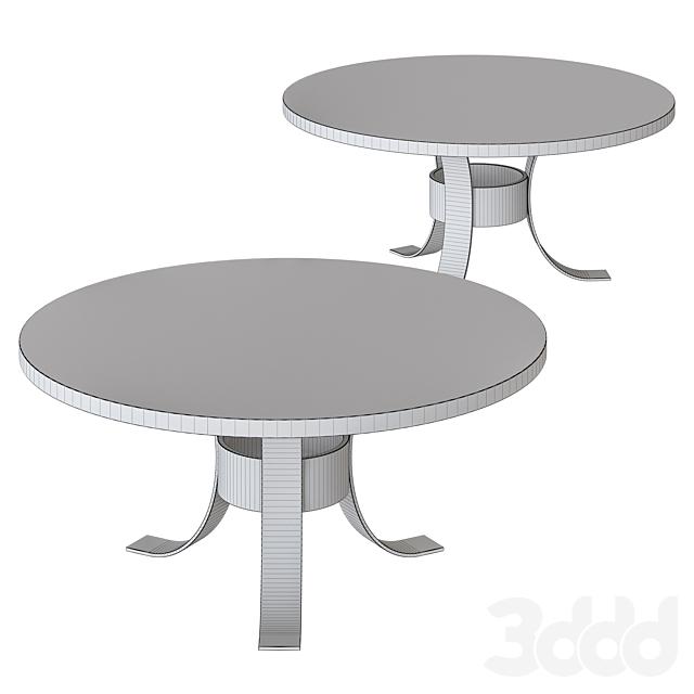 Massimo Dining Table Dom Edizioni