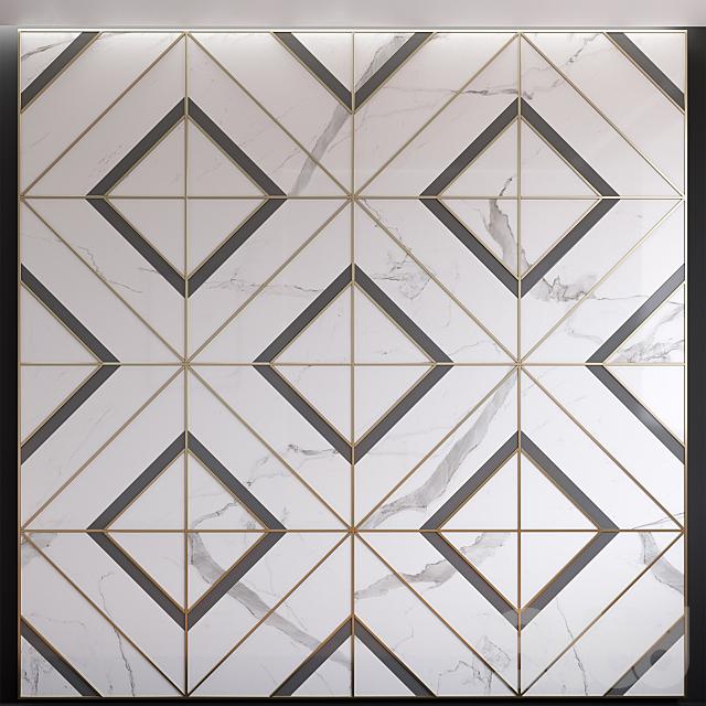 Декоративная стеновая панель 13