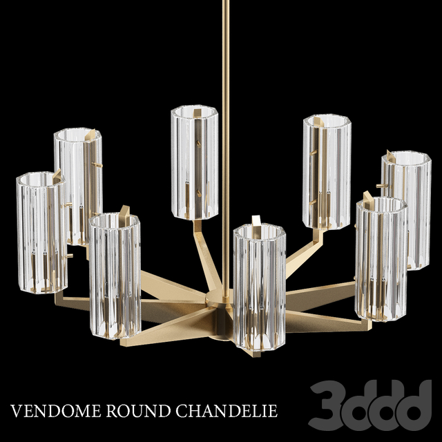 Vendome_Round_Chandelie