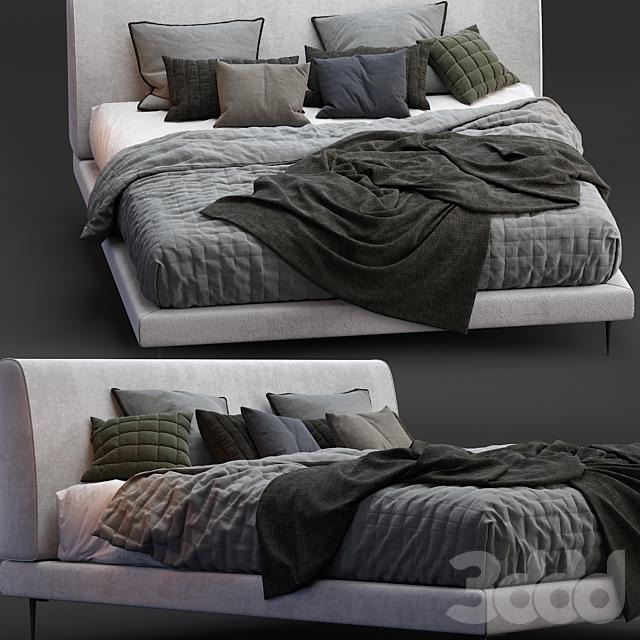 Boconcept Bed Arlington