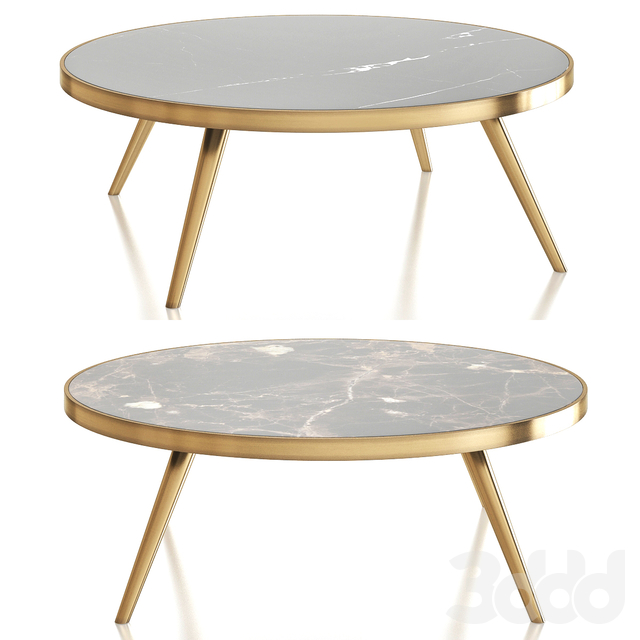 DOM Edizioni JEROME COFFEE TABLE