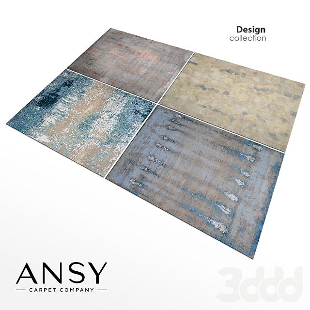 Ковры ANSY Carpet Company коллекция Design (part.19)