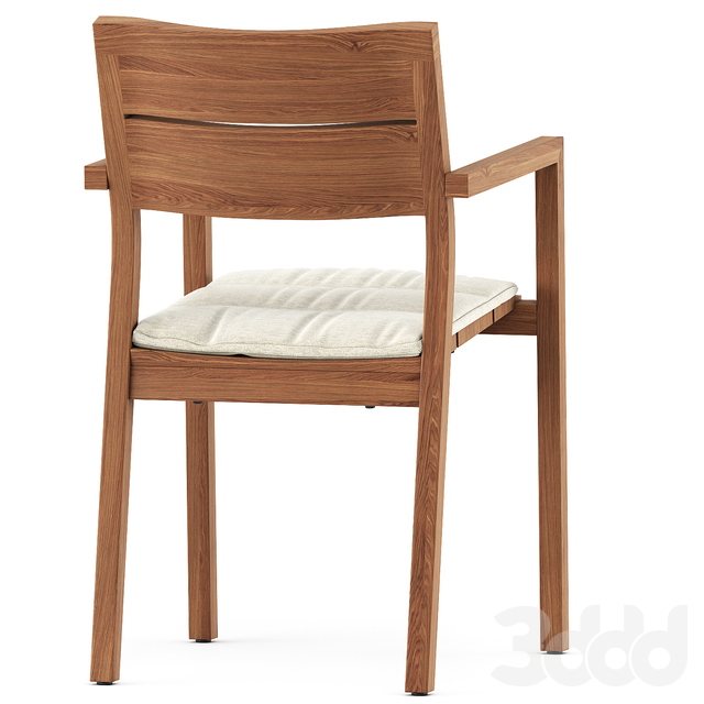 KOS armchair by Tribu