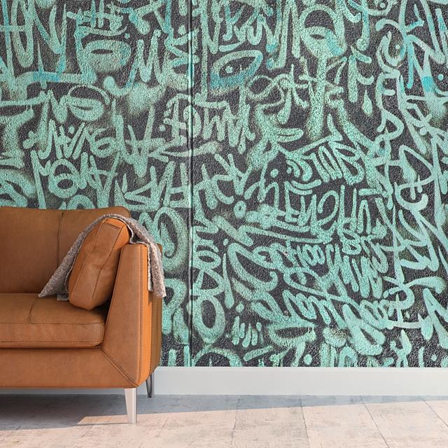 Граффити 354