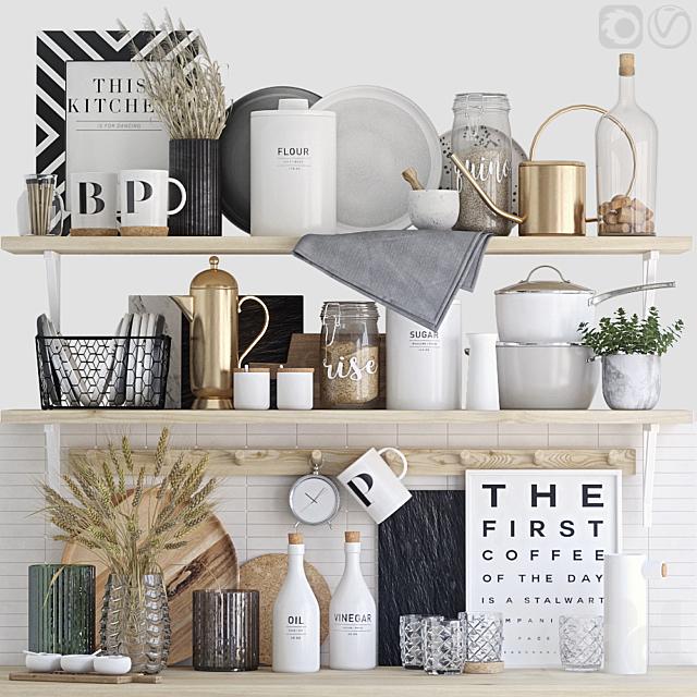 Декоративный набор для кухни 7