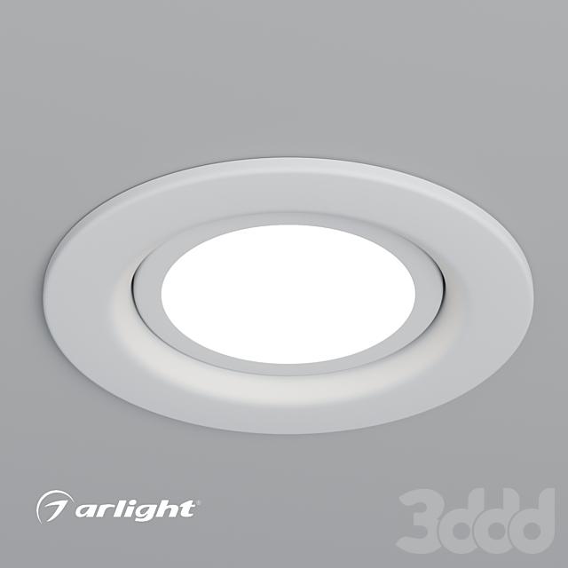 Светодиодный светильник LTD-70WH 5W