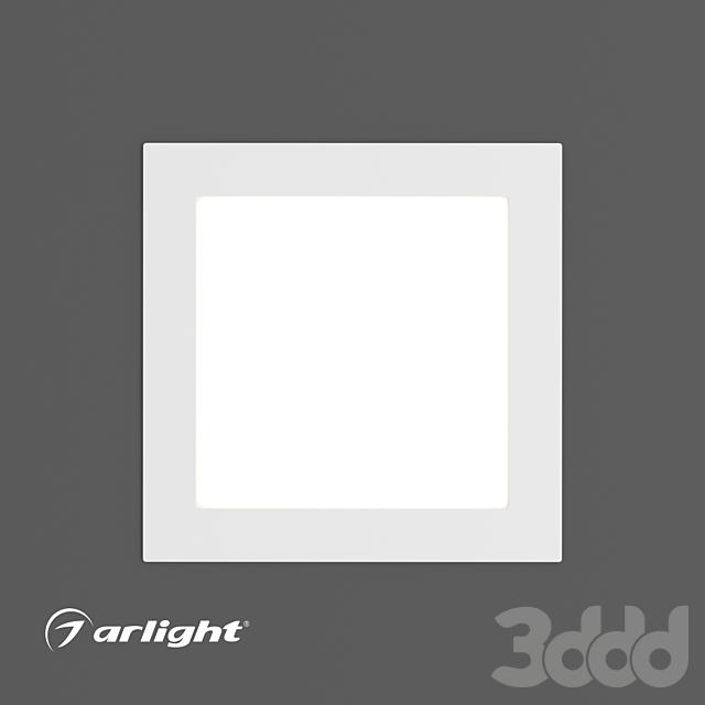 Светильник DL-172x172M-15W