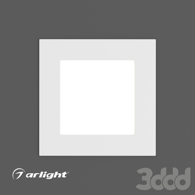Светильник DL-120x120M-9W