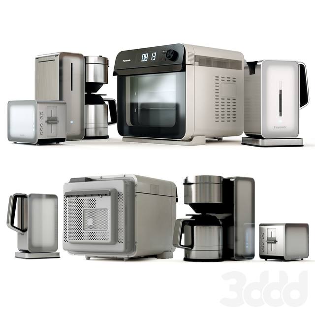 Panasonic kitchen set