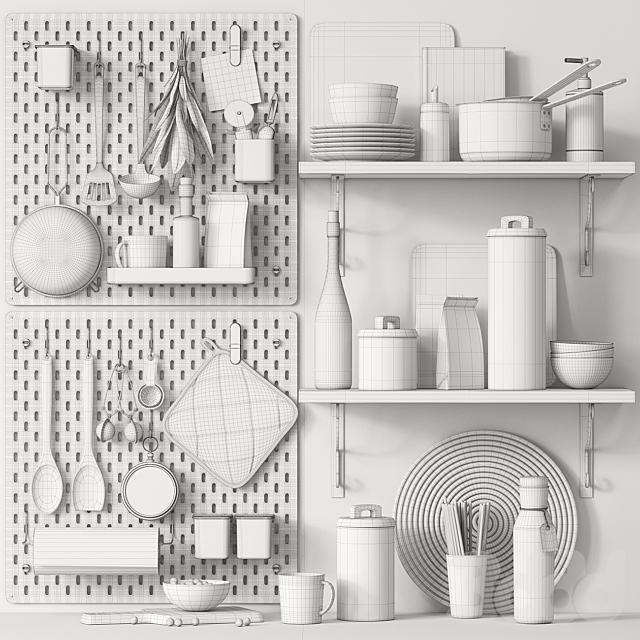 Kitchen set IKEA