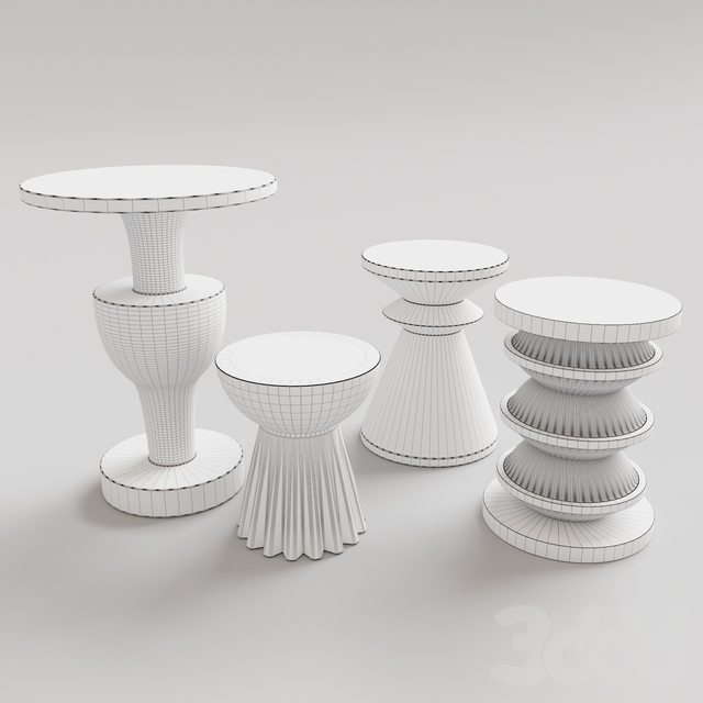Set coffe table