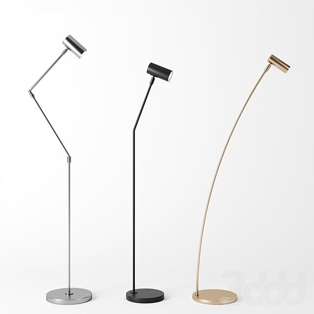 Floor lamps by orsjo