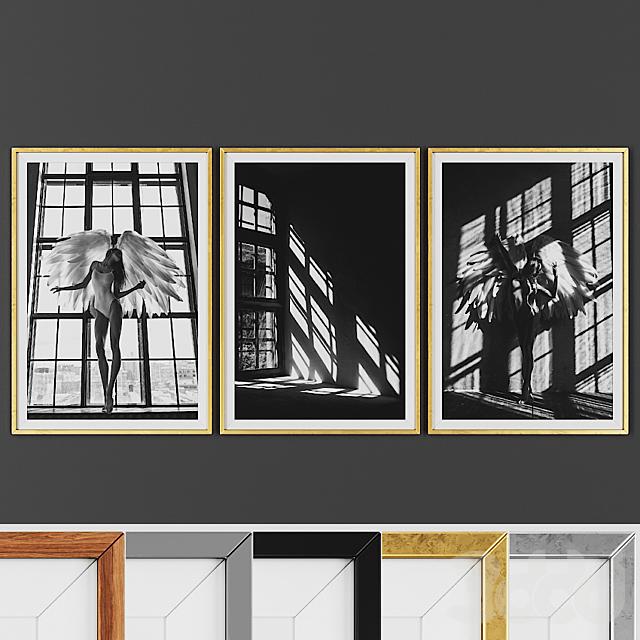 Picture frame set 00017-35