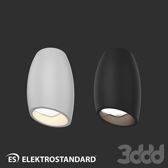 ОМ Накладной потолочный светильник Elektrostandard DLN002