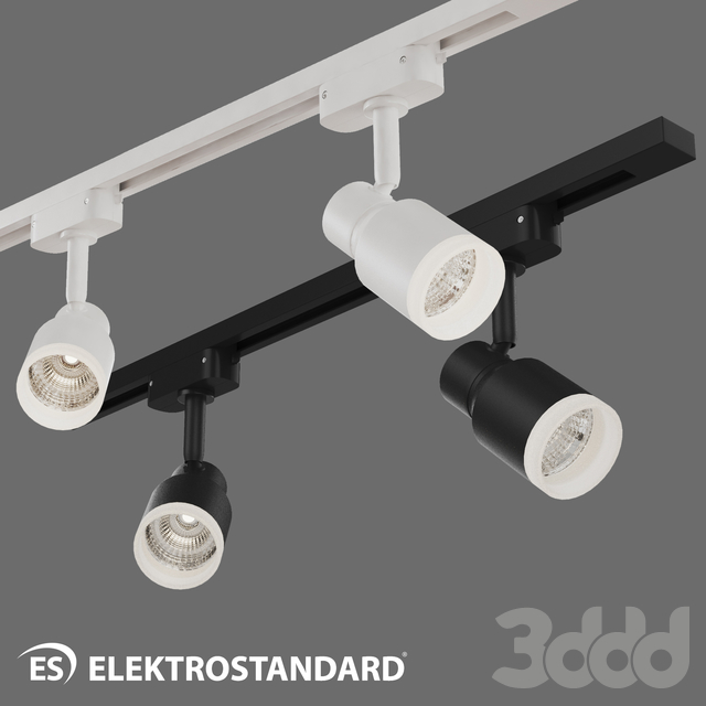 ОМ Трековый светодиодный светильник Elektrostandard LTB31 Molly