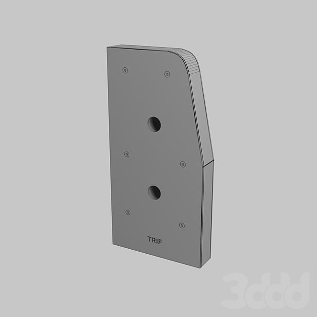 Светодиодный светильник для бордюров TRIF