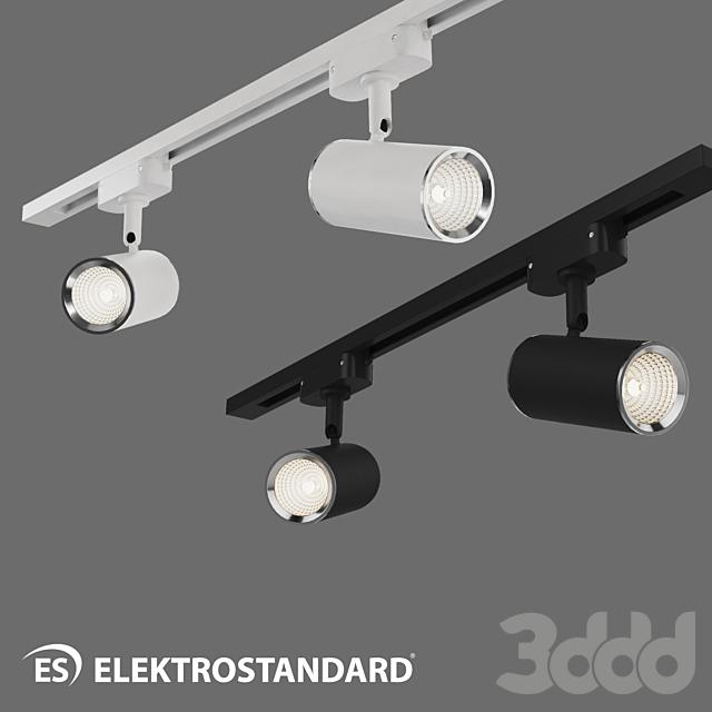 ОМ Трековый светильник Elektrostandard MRL 1002 Rutero GU10