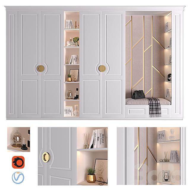 Мебельная композиция 6
