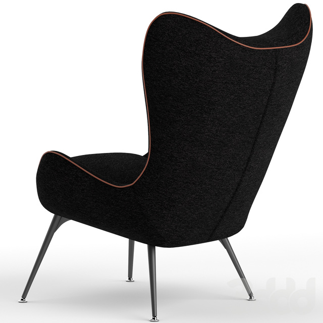 Wittmann Contessa armchair