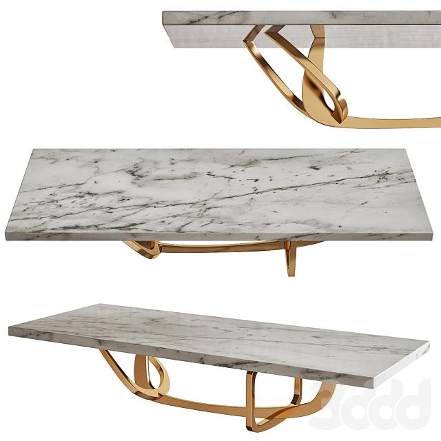 Hudson Furniture - Bangle Dining Table