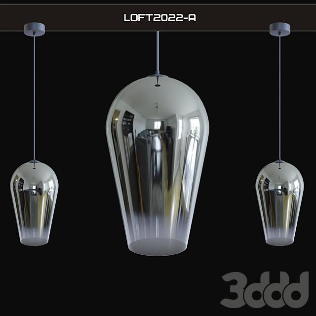 LOFT IT Fade Pendant light LOFT2022-A