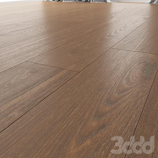 Деревянный пол Дуб (Vincinyatta Brushed)