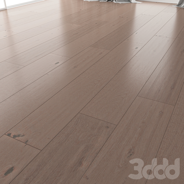 Деревянный пол Дуб (Ilbers gray Brushed)