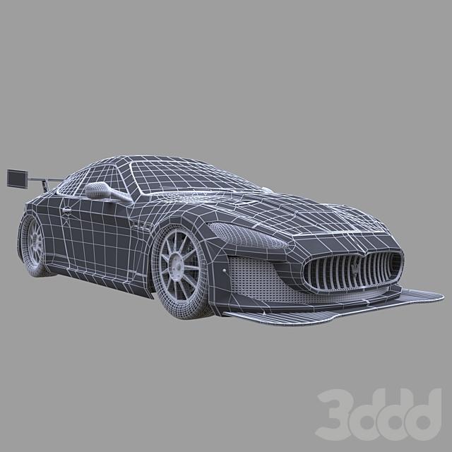 Racing Maserati GranTurismo