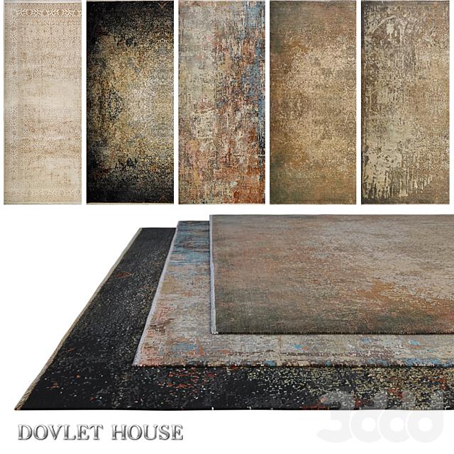 Ковры Dovlet House 5 Штук (part 468)