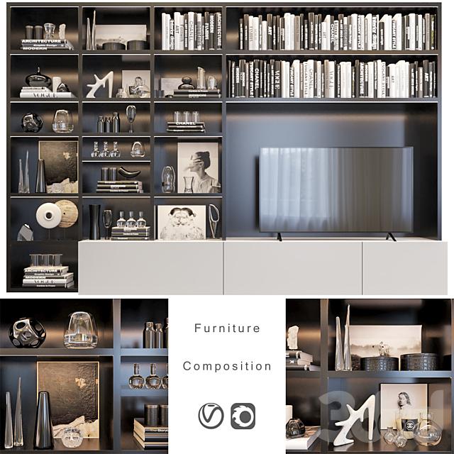 Furniture Composition | 8
