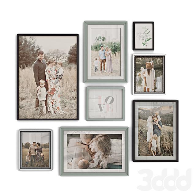 Family photo set 8