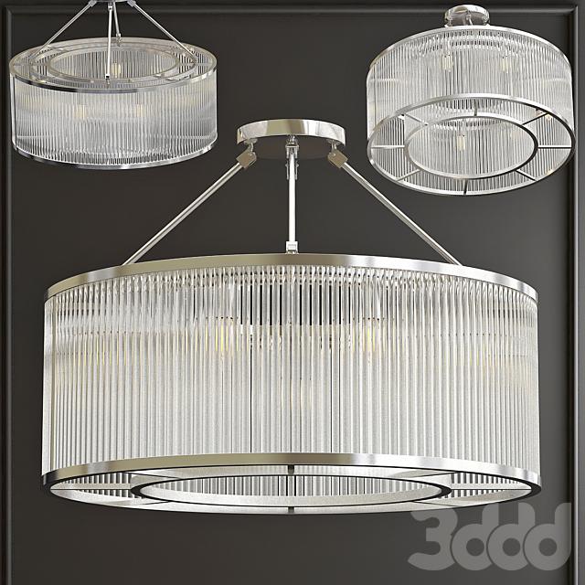 Потолочный светильник Ceiling Lamp Bernardi Bronze