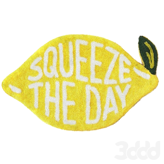 Squeeze The Day Bath Mat Urban Outfitters.