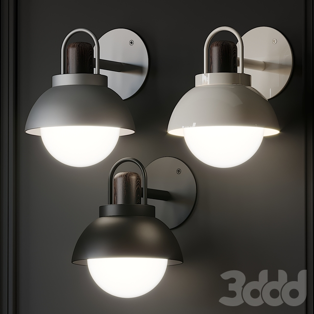 Arc Vanity Sconce by Allied Maker