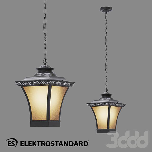ОМ Уличный подвесной светильник Elektrostandard GLXT-1408H Libra H