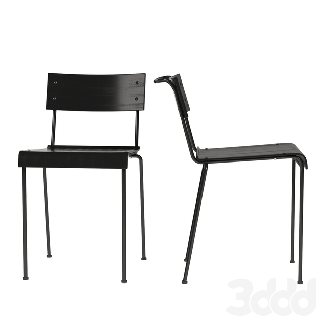 Stride side chair by Industry west