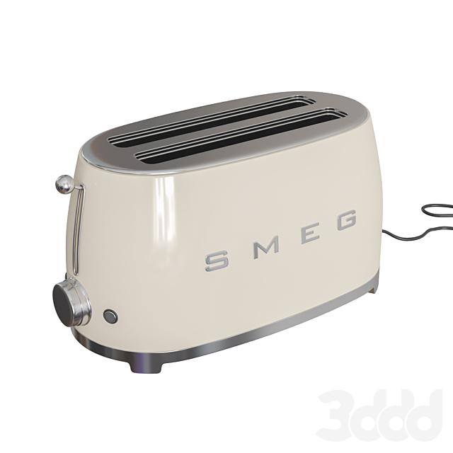 Smeg Toaster TSF02CREU