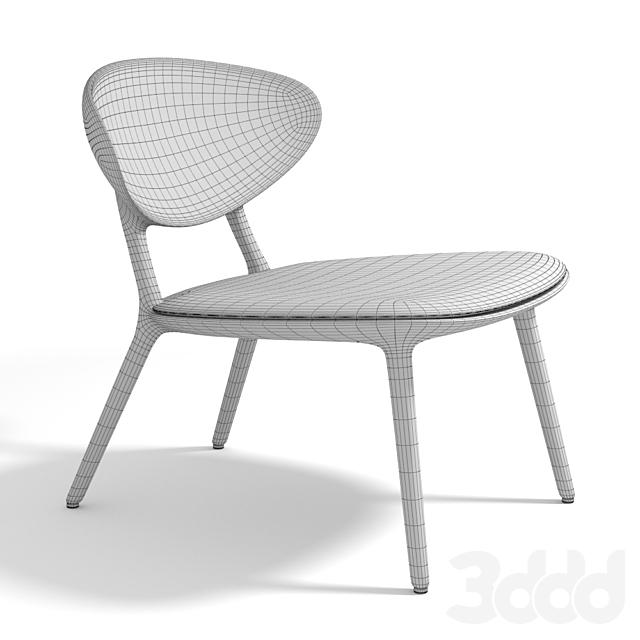 Artisan Wu lounge chair