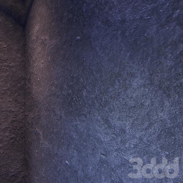 Декоративная Штукатурка 501 - 8K Материал