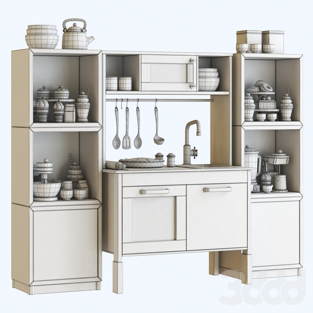 Сhildren toys and furniture