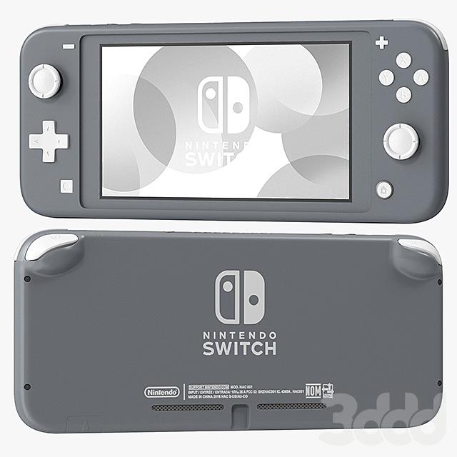 Nintendo Switch Lite - Gray