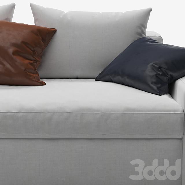 CB2 Arlo Sectional Sofa
